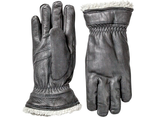 Hestra Deerskin Primaloft Handschuhe Damen black